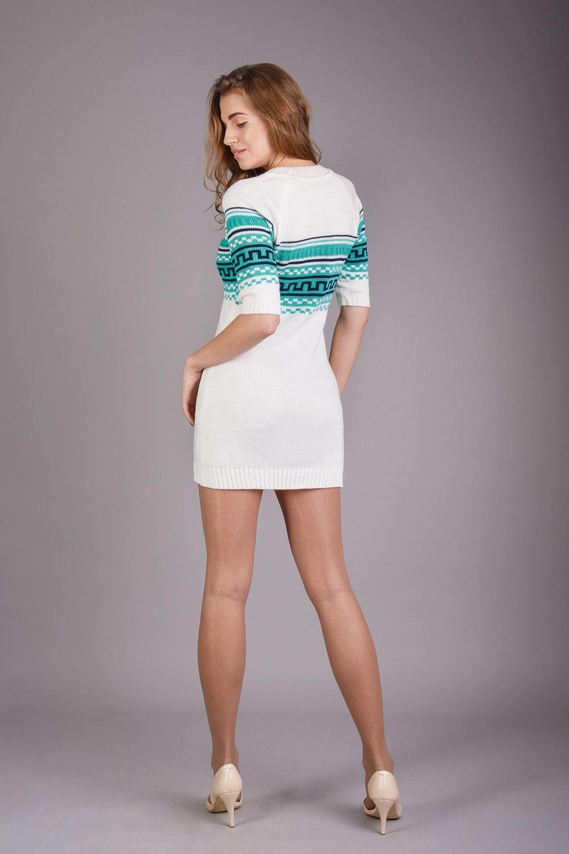 02dc2eaf3a1 Туника 1075 в интернет магазине TrikoBakh. Женская одежда от ...